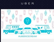Uber will deliver ice cream to you for free today: This is how to get it