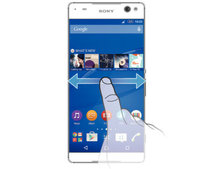 Sony Xperia C5 Ultra with stunning bezel-free display and selfie camera flash leaked