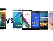 OnePlus 2 vs Samsung, Sony, HTC, LG and Motorola: Is it really a 'flagship killer'?