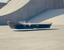 Lexus says it'll officially unveil the Slide hoverboard in August