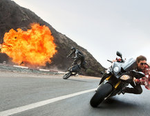 WIN: Fitbit Flex activity tracker and two IMAX tickets to see Mission: Impossible - Rogue Nation