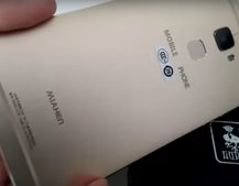 Huawei Mate 8 leaks in video showing fingerprint reader and metal build
