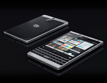 BlackBerry Passport Silver Edition is official: £429, out today in the US