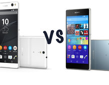 Sony Xperia C5 Ultra vs Sony Xperia Z3+: What's the difference?