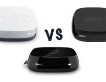 Now TV Box (2015) vs Now TV Box vs Roku 2: What's the differe