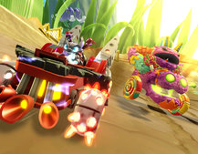 Skylanders Superchargers preview: Multiplayer online racing hands-on