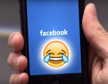 Facebook knows if you're a 'haha' or 'lol' type of person