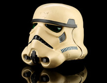 10 incredible Star Wars props you could own... including a Stormtrooper helmet worth £60K