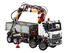 WIN: 8 Lego Technics sets worth over £450 including the new Mercedes-Benz Arocs 3245
