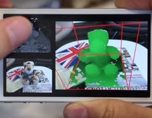 MobileFusion: See how Microsoft plans to turn your phone's camera into a 3D scanner