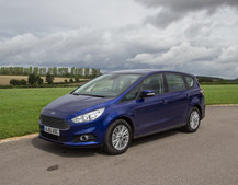 Ford S-Max first drive: Redefining MPVs