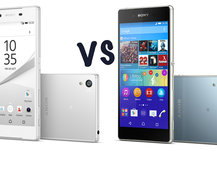Sony Xperia Z5 vs Sony Xperia Z3+: What's the difference?