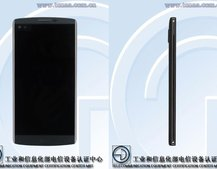 This mystery LG 'V' phone looks like it has a camera embedded in the screen