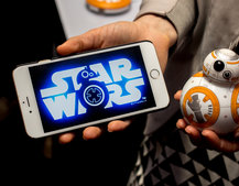 BB-8: The Star Wars Droid from Force Awakens comes to life (hands-on)