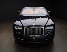 Rolls-Royce Dawn: The sexiest and most sociable Rolls ever