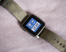 Pebble Time Steel review: Steel-ing the smartwatch limelight?