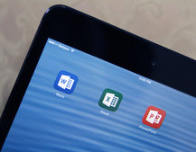 Microsoft Office for iPad Pro needs a 365 subscription if you want to edit docs