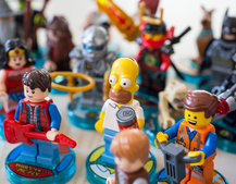 Lego Dimensions wave 1 in pictures: The Starter Pack, Team Packs, Level Packs and Fun Packs in the flesh