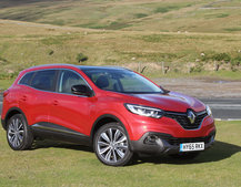 Renault Kadjar first drive: French-kissed Qashqai