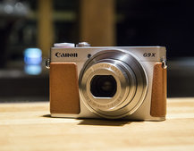 Canon PowerShot G9 X review: Touching the void