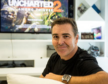 Hanging around with Nathan Drake: Pocket-lint chats to Nolan North about gaming superstardom