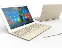 It's Toshiba's turn to take on the Surface Pro with its dynaPad Windows 10 tablet