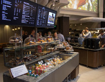 When's a coffee shop not just a coffee shop? When it's a Starbucks smart tech wine bar