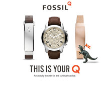 Fossil details Q family of connected accessories, including Q Founder Android Wear watch
