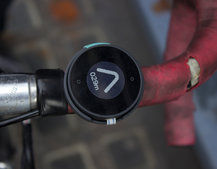 BeeLine bike compass: Cycling made fun again