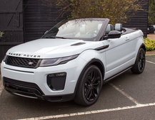 Range Rover Evoque Convertible pictures: Packed with tech you didn't know about