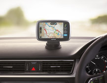 The Great Christmas Giveaway Day 9: Win a TomTom Go 510 sat nav device