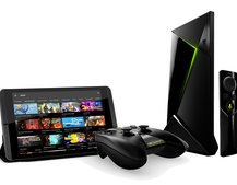 The Great Christmas Giveaway Day 8: Win an Nvidia Shield Android TV and Shield Tablet K1