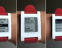 Pebble Classic and Steel owners also get timeline and unlimited apps