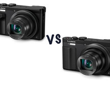 Panasonic Lumix TZ80 vs TZ70: What's the difference?
