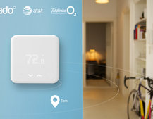 Tado teams up with AT&T and O2 to add new features like turning on lights