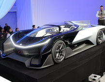 Best cars of CES 2016: BMW, Volkswagen, Chevrolet, Faraday Future and more