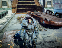 Is there anything better than being put into Fallout 4 by Intel?