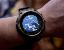 Casio WSD-F10 Android Wear smartwatch: Google wearable goes rugged