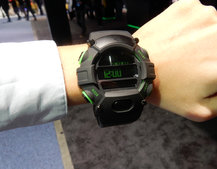 Razer Nabu Watch: Here's that enormous digital watch with some 'smart functions'