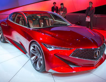 Best of the Detroit Auto Show 2016 in pictures