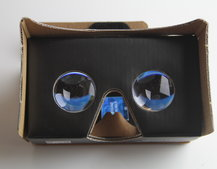 Google's virtual reality headset: What's the story so far?