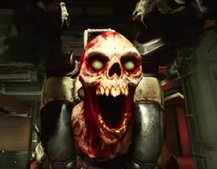 New Doom trailer reveals game will land Friday the 13th (in May)