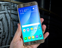 Samsung Galaxy Note 6 incoming rather than Galaxy S7 edge plus