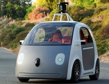 Google driverless cars set to hit UK roads soon