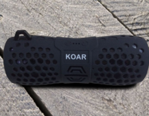 The All-Weather Bluetooth Precision Speaker is ideal in any condition