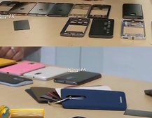 Motorola Moto X and Moto G for 2016 leaks show metal unibody