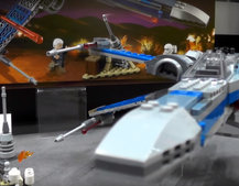 New Lego Star Wars sets in the flesh: Minecraft and Ninjago complete the line-up