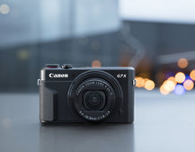 Canon PowerShot G7 X Mark II: Upping the high-end compact ante