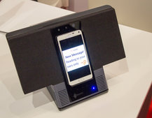 Noveto speaker plays so only you can hear, no headphones needed