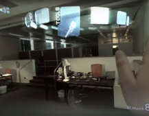 Intel augmented reality headset to merge worlds, real and virtual